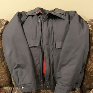 Mens thinsulate jacket